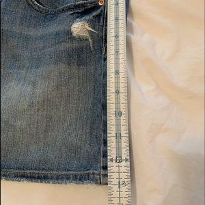 GAP Skirts - Gap jean skirt